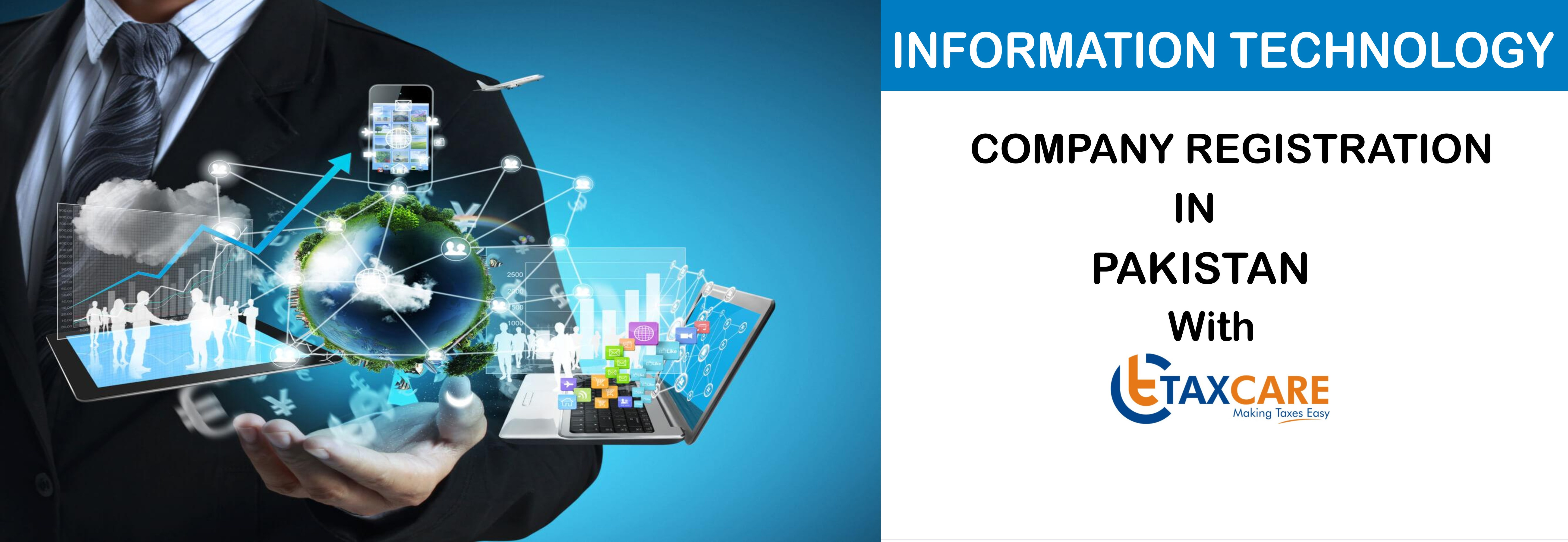 information Technology (IT) Company Registration in Lahore