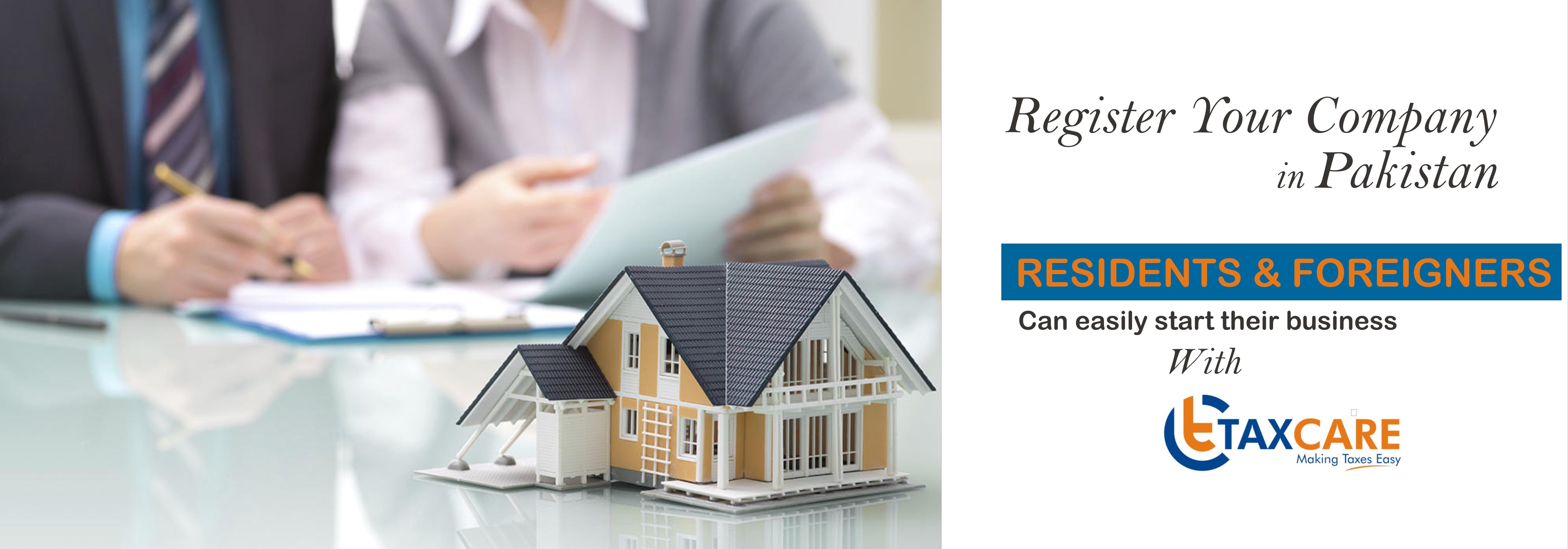Real Estate Company Registration in Lahore
