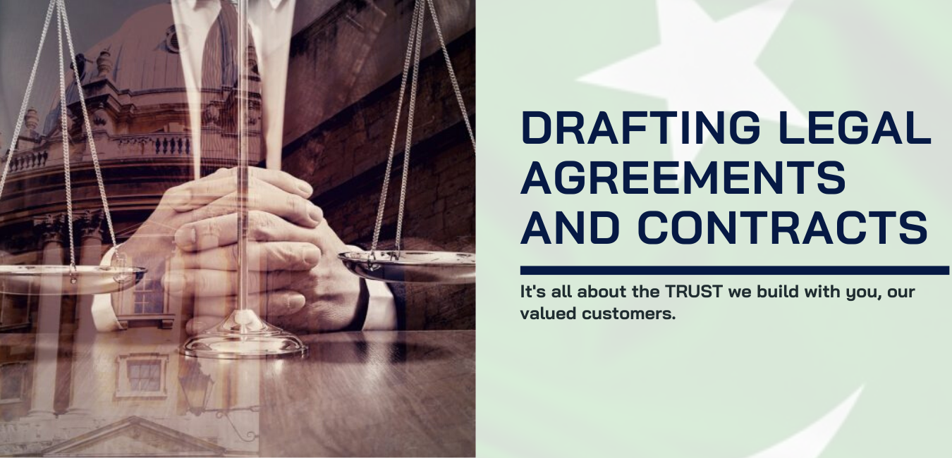 Legal Agreements and Contracts Drafting in Lahore-Tax Care