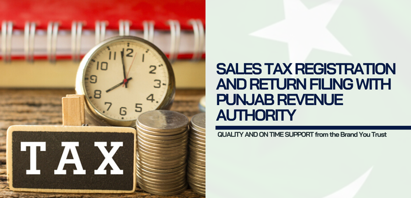 Punjab Revenue Authority Registration, Tax Consultants in Lahore-Tax Care