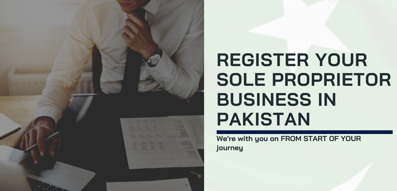 Proprietorship Business Registration Lahore Pakistan