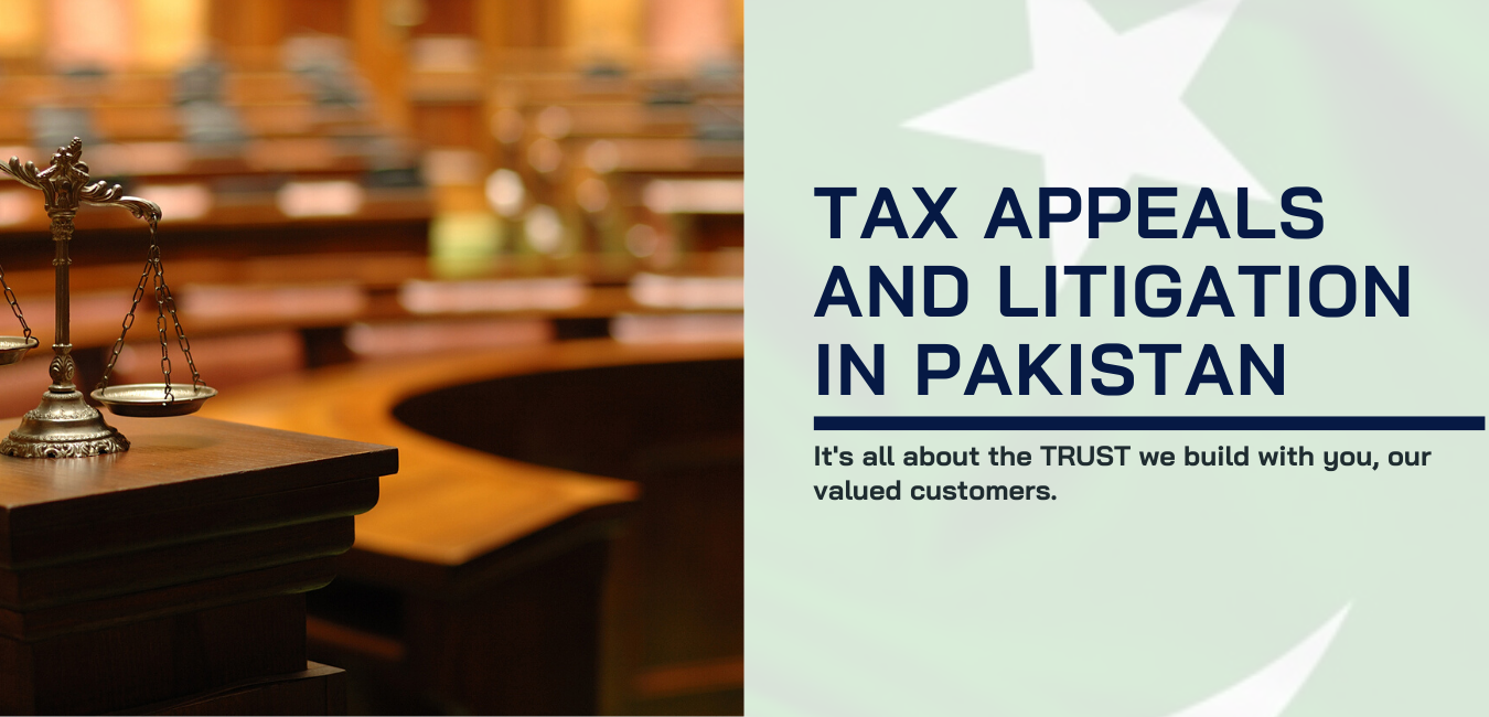 Tax Appeals and Litigation in Lahore, Tax Consultants in Lahore-Tax Care