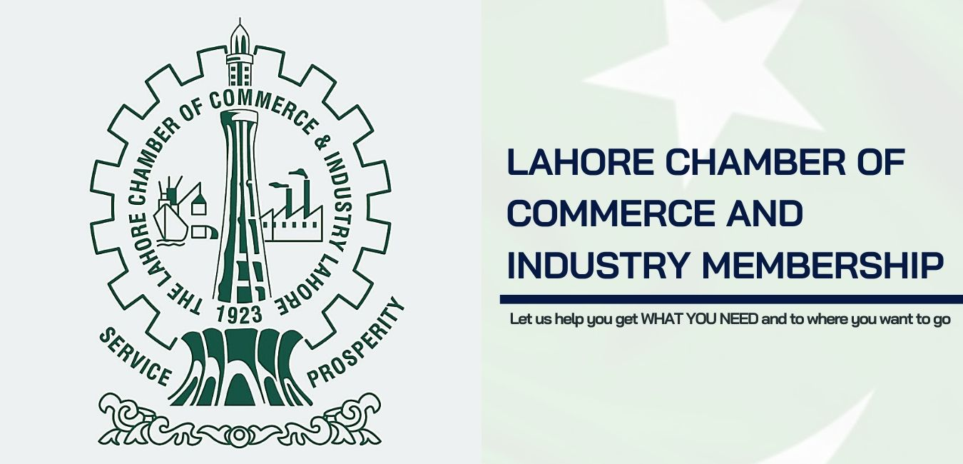 Membership of Lahore Chamber of Commerce-Tax Consultants in Lahore